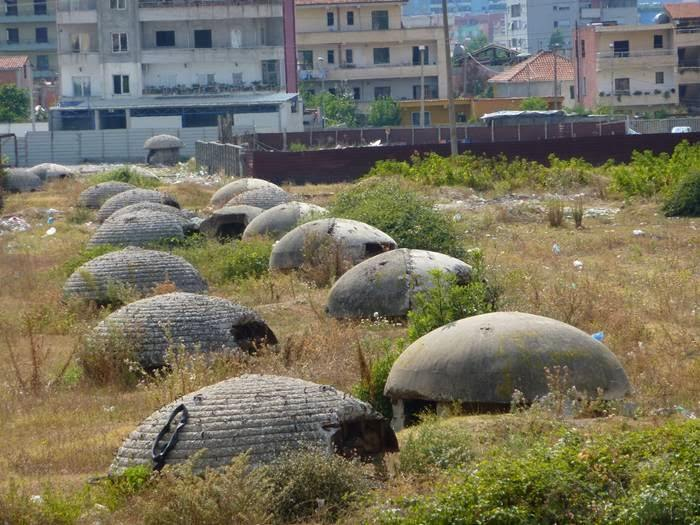 2664 - Албания и ее бункеры
