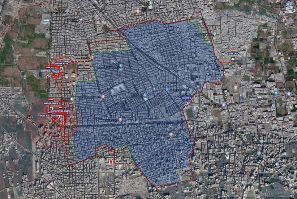26649 - Сирия и события вокруг нее...