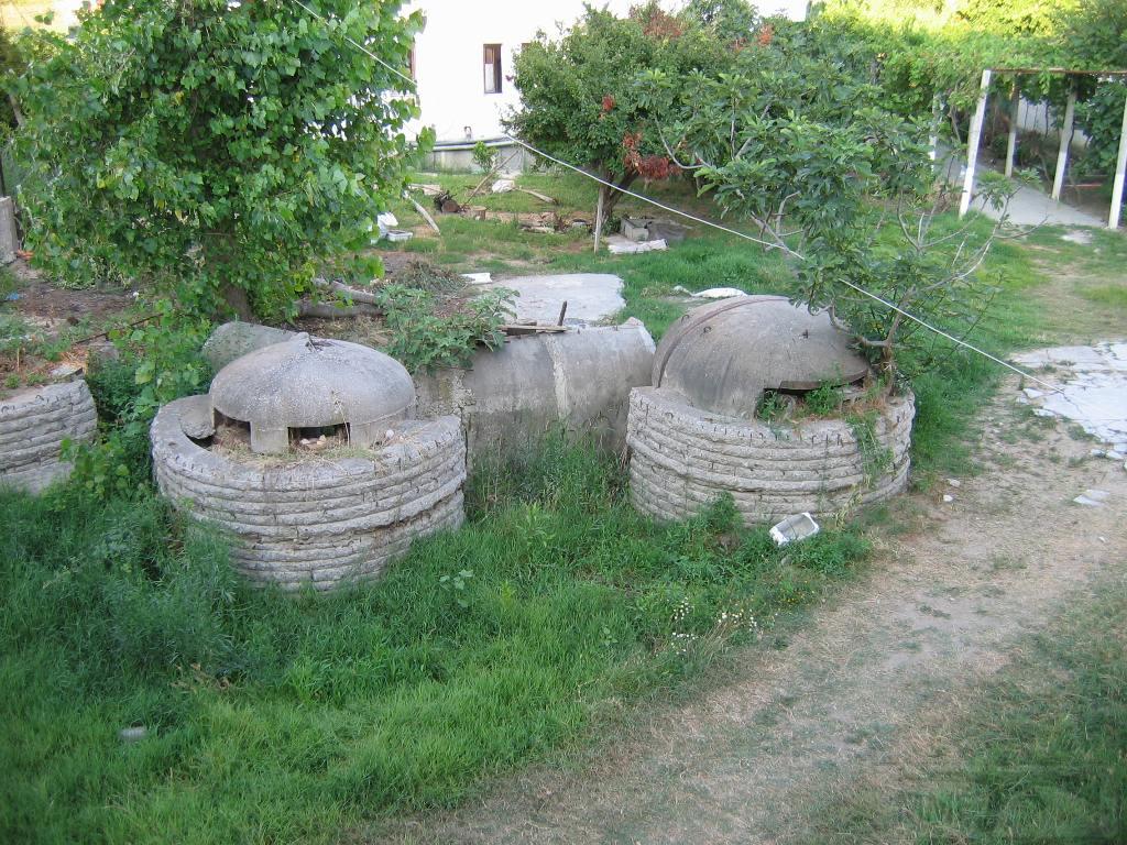 2667 - Албания и ее бункеры