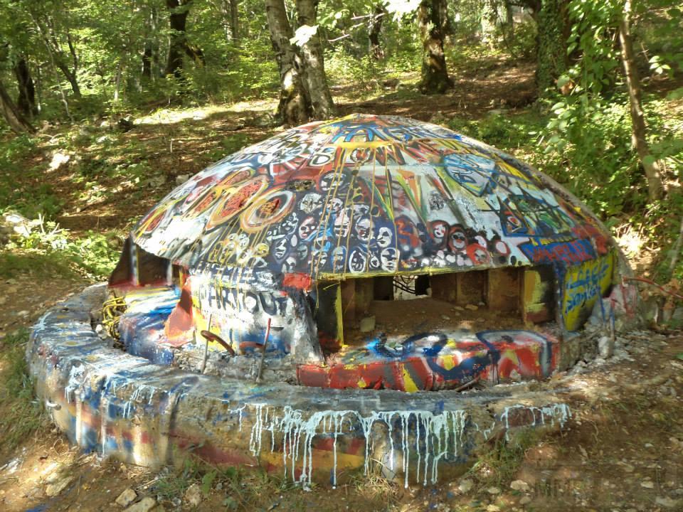 2668 - Албания и ее бункеры