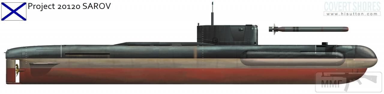 26734 - Атомные субмарины.