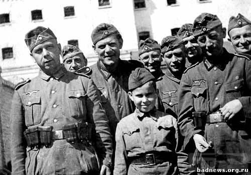 26817 - Военное фото 1941-1945 г.г. Восточный фронт.