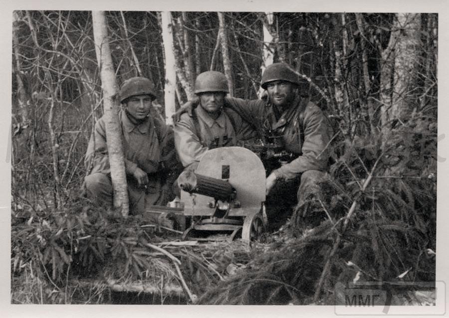26846 - Военное фото 1941-1945 г.г. Восточный фронт.