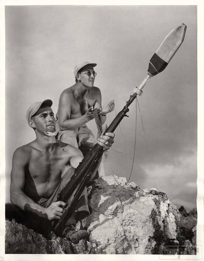 26851 - Военное фото 1941-1945 г.г. Тихий океан.