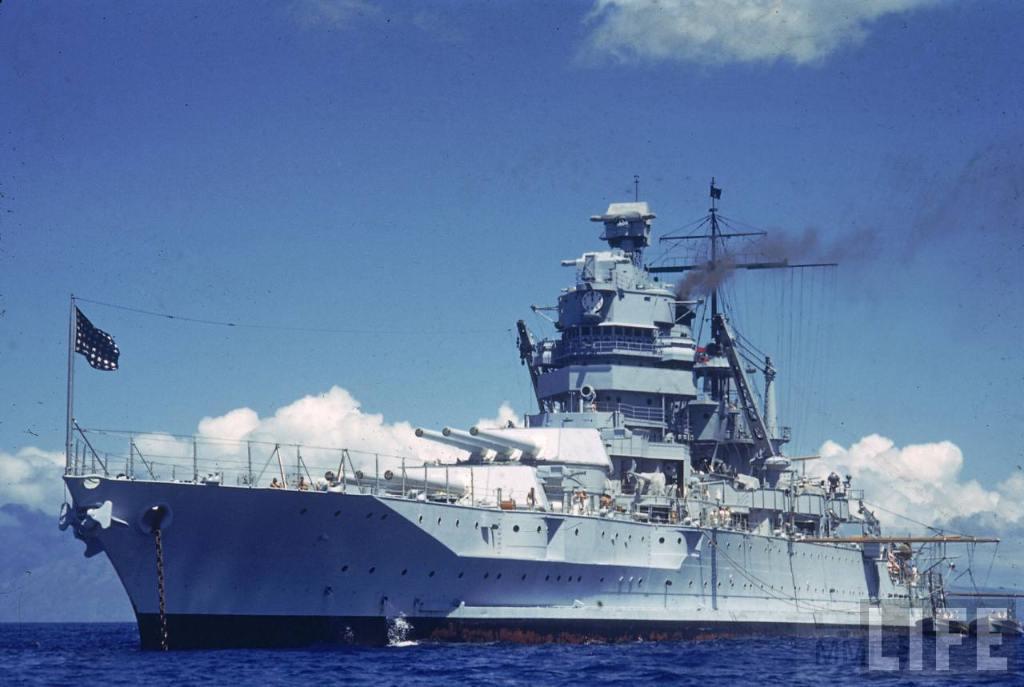2692 - Война на Тихом океане в цвете