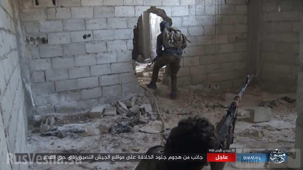 26950 - Сирия и события вокруг нее...