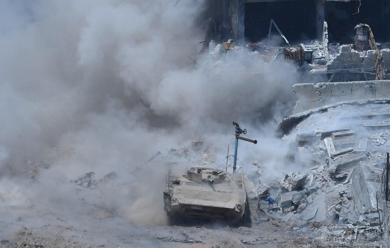 26973 - Сирия и события вокруг нее...