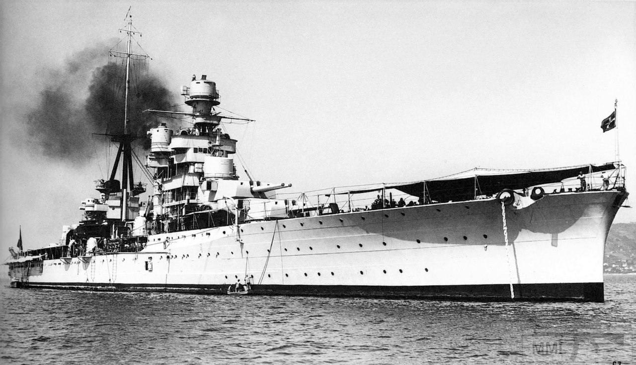 26981 - Regia Marina - Italian Battleships Littorio Class и другие...