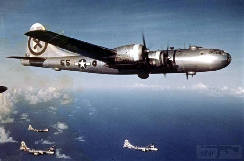 2699 - Стратегические бомбардировки Германии и Японии