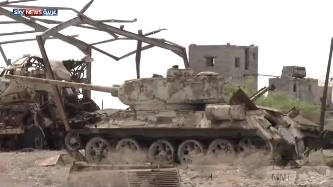 26991 - Послевоенное использование советской бронетехники WW2