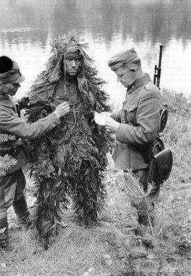 27004 - Военное фото 1941-1945 г.г. Восточный фронт.
