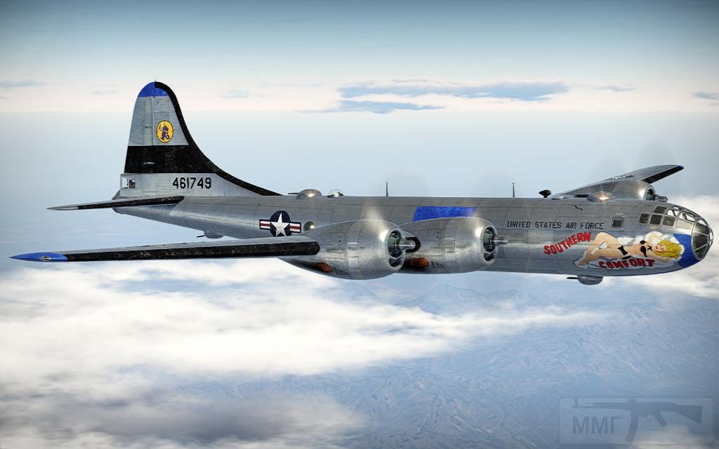 2704 - Стратегические бомбардировки Германии и Японии