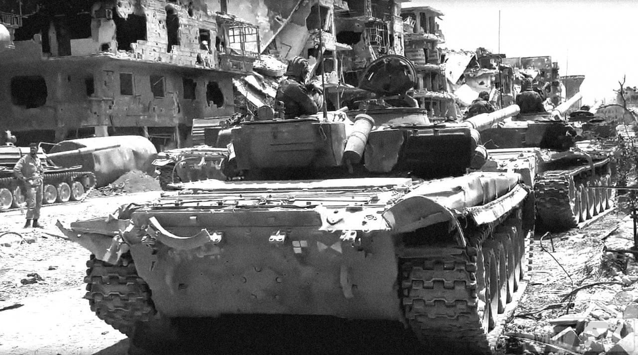 27044 - Сирия и события вокруг нее...