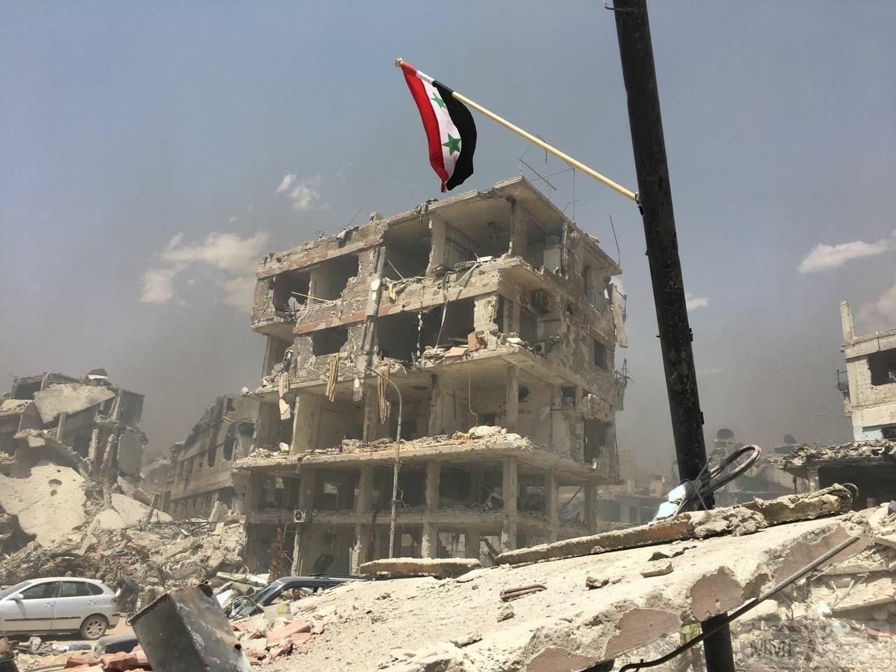 27063 - Сирия и события вокруг нее...