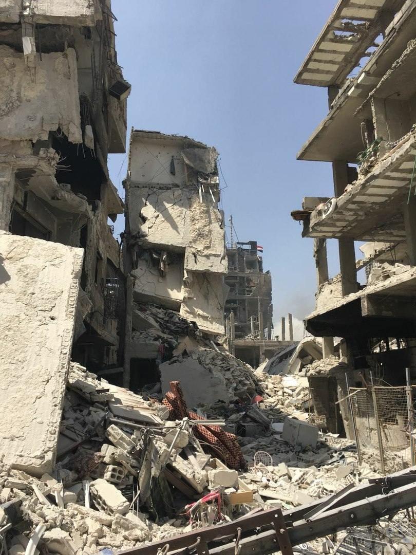 27064 - Сирия и события вокруг нее...