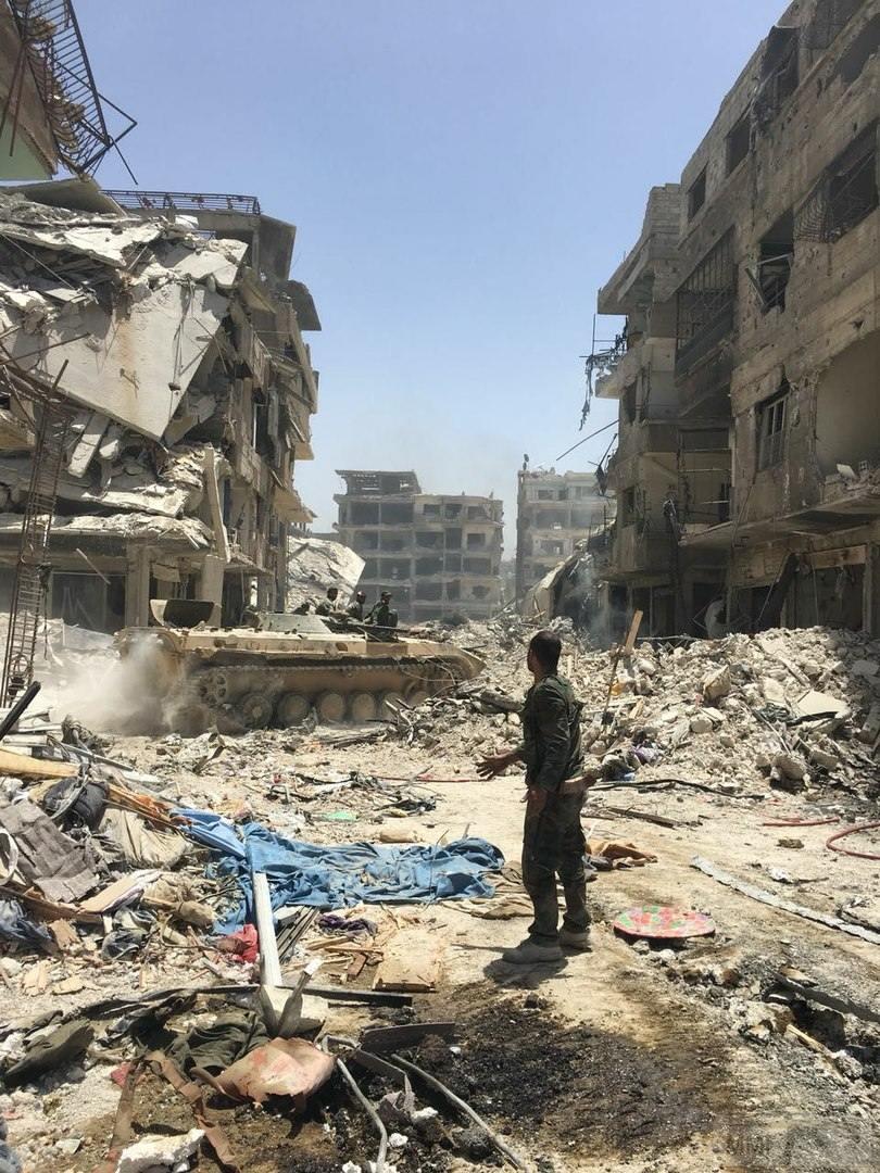 27066 - Сирия и события вокруг нее...