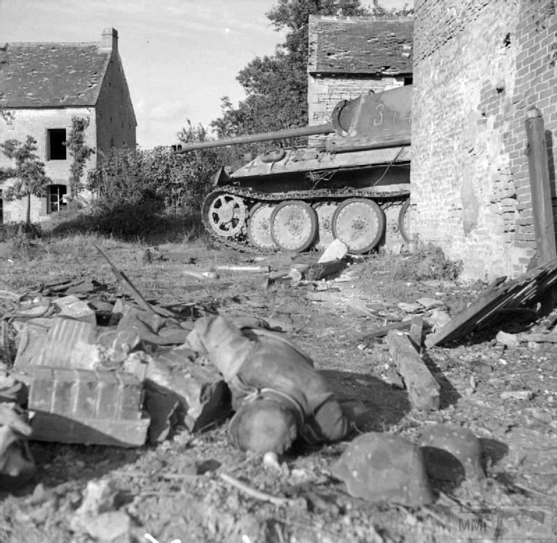 27081 - Военное фото 1939-1945 г.г. Западный фронт и Африка.