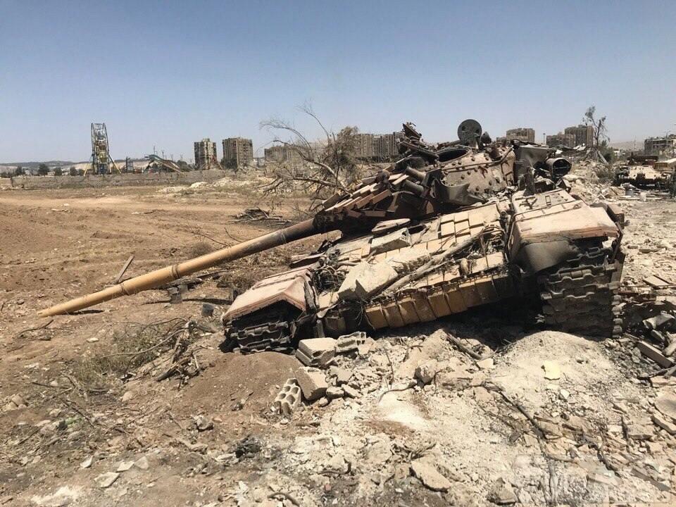 27087 - Сирия и события вокруг нее...