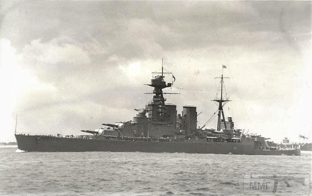 27141 - Броненосцы, дредноуты, линкоры и крейсера Британии