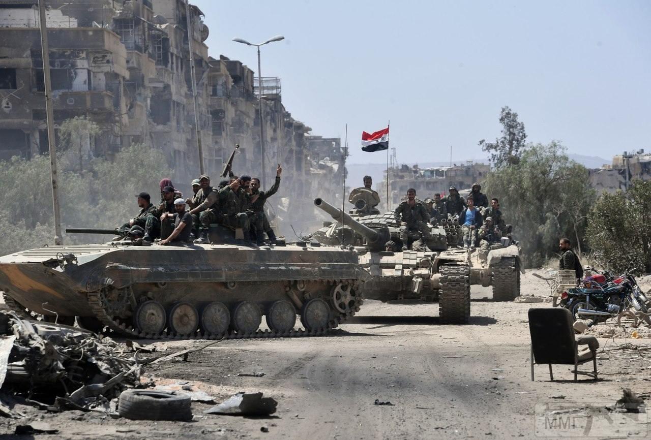 27158 - Сирия и события вокруг нее...