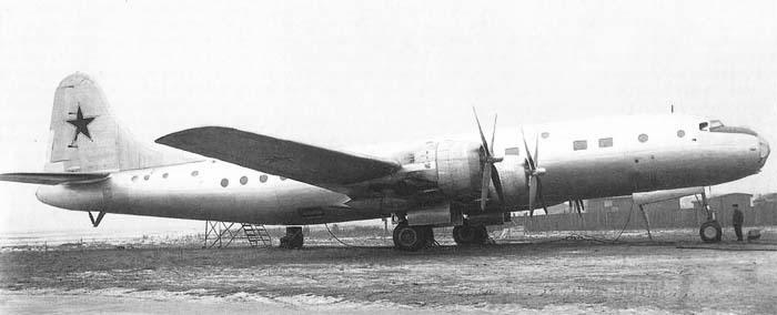 2716 - Советская копия В-29 / Ту-4