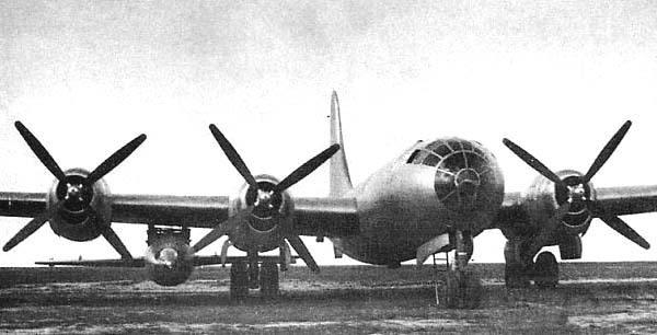 2721 - Советская копия В-29 / Ту-4