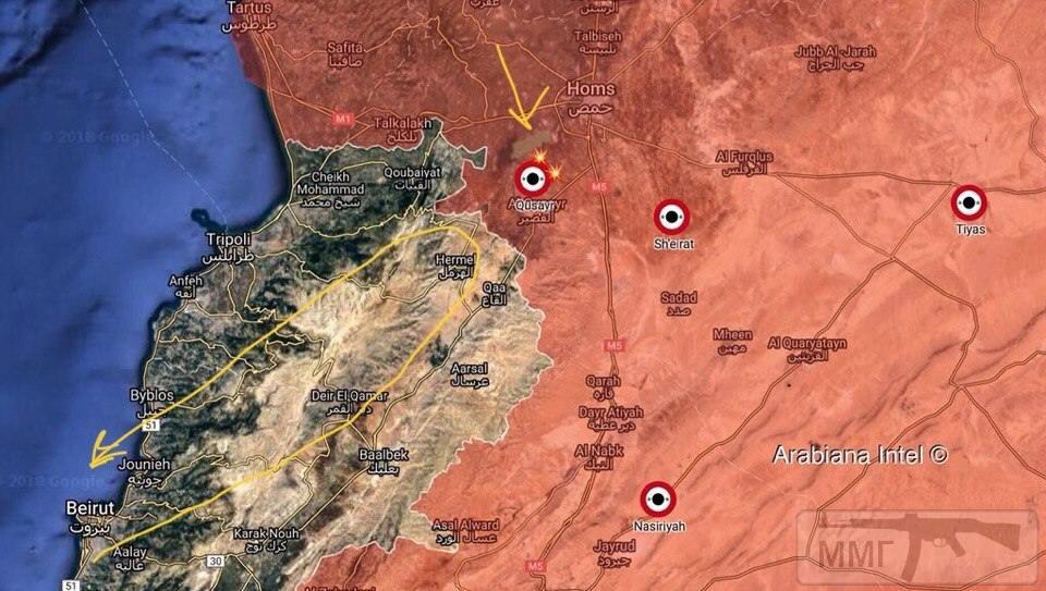 27213 - Сирия и события вокруг нее...