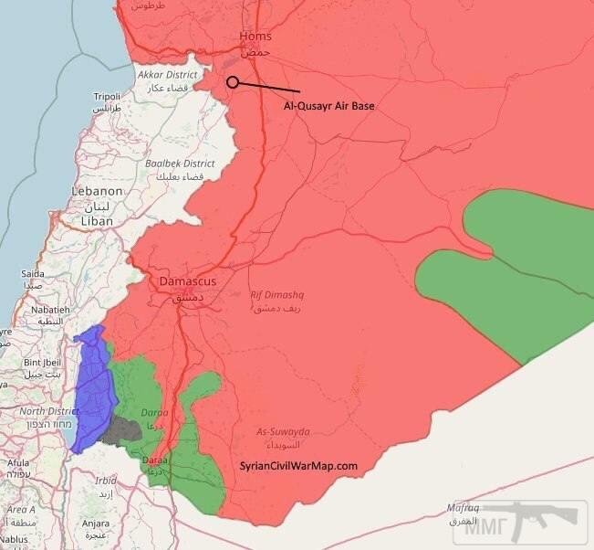 27214 - Сирия и события вокруг нее...