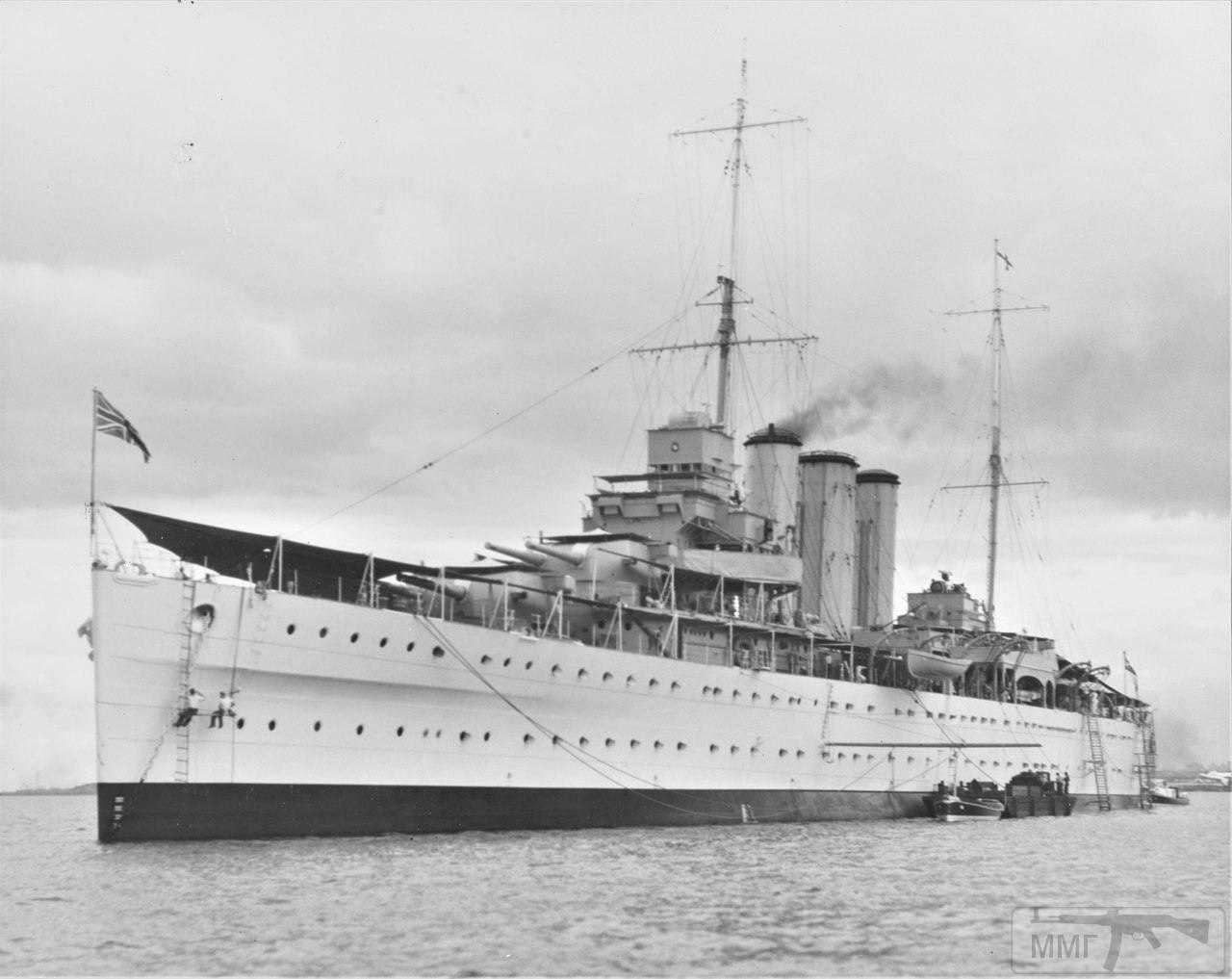 27284 - Броненосцы, дредноуты, линкоры и крейсера Британии