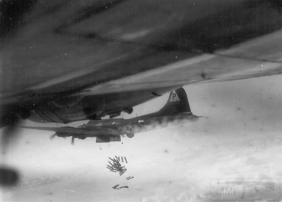 2729 - Стратегические бомбардировки Германии и Японии