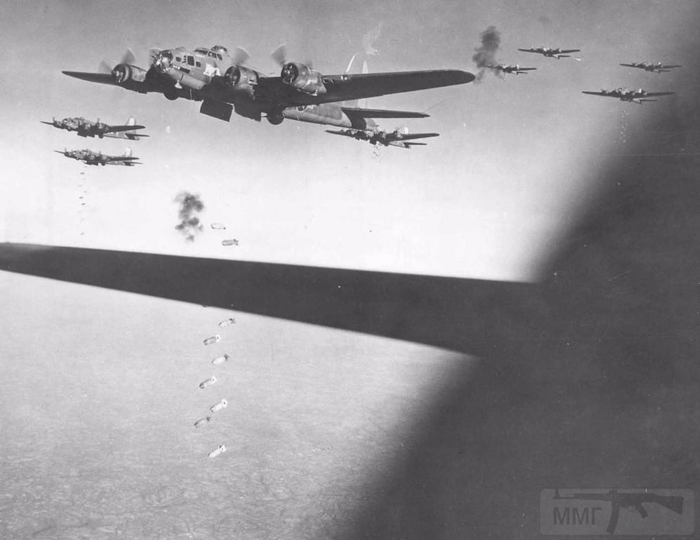 2730 - Стратегические бомбардировки Германии и Японии