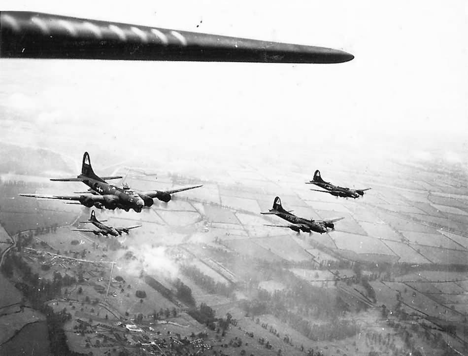 2731 - Стратегические бомбардировки Германии и Японии