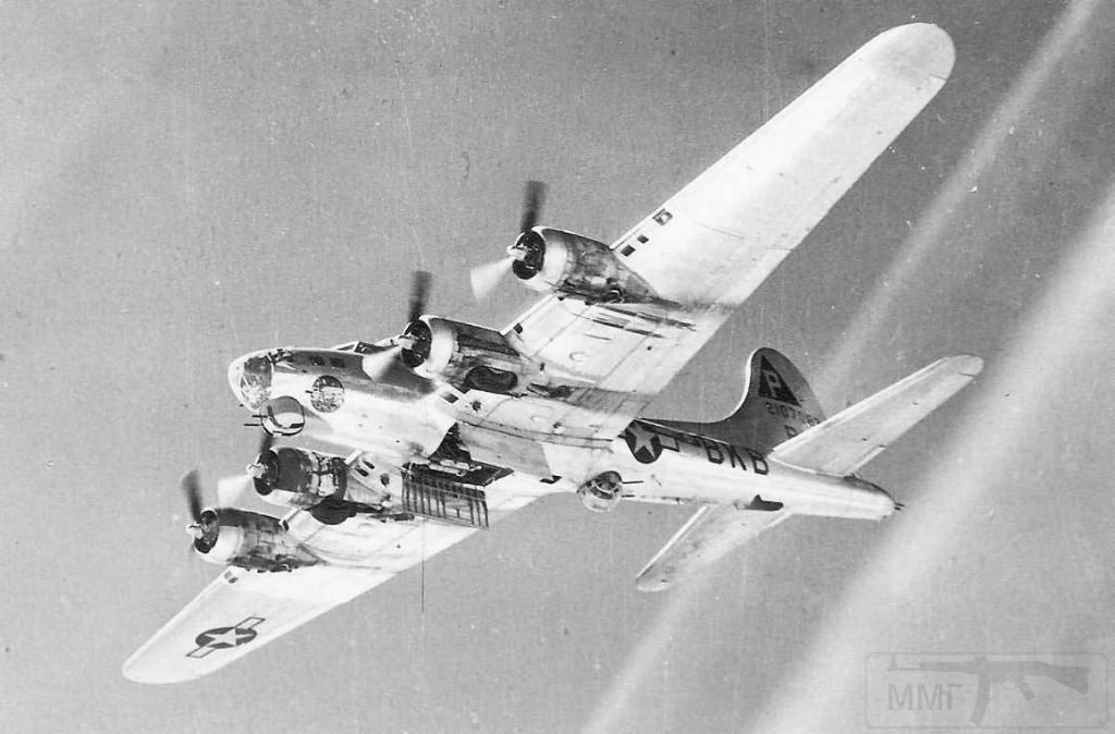 2732 - Стратегические бомбардировки Германии и Японии