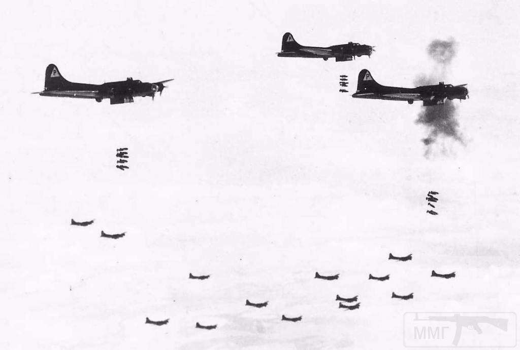 2733 - Стратегические бомбардировки Германии и Японии