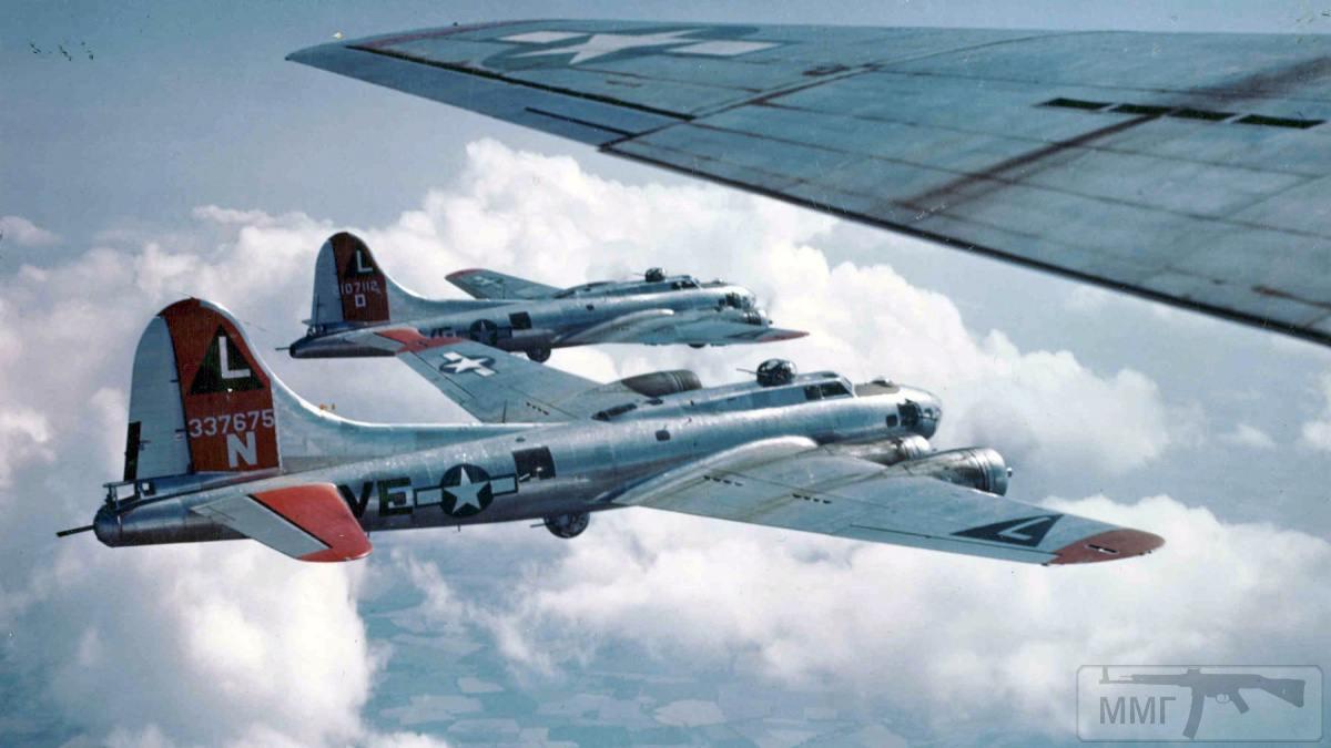 27334 - Стратегические бомбардировки Германии и Японии