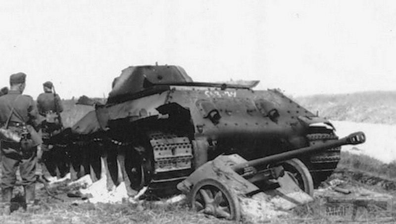 27701 - Военное фото 1941-1945 г.г. Восточный фронт.