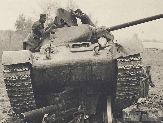 27703 - Военное фото 1941-1945 г.г. Восточный фронт.