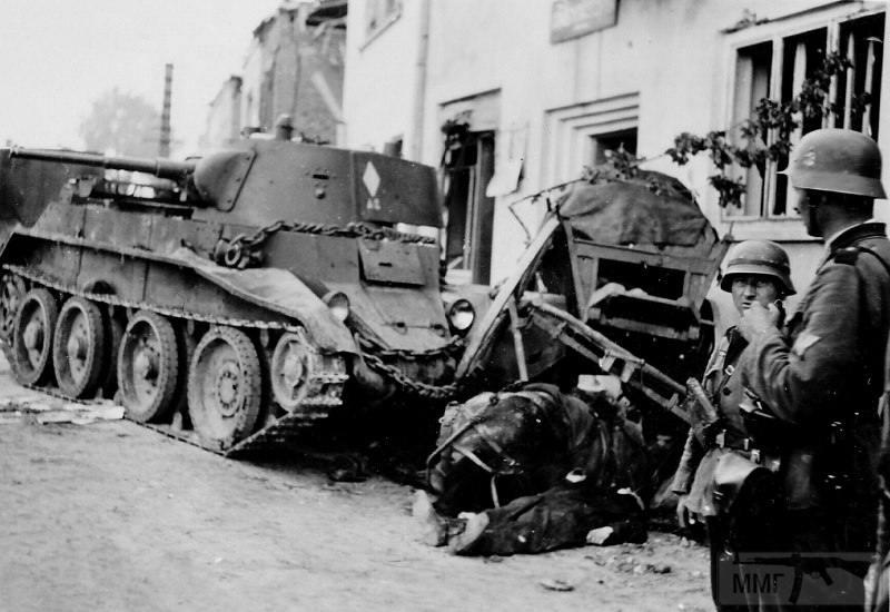 27704 - Военное фото 1941-1945 г.г. Восточный фронт.