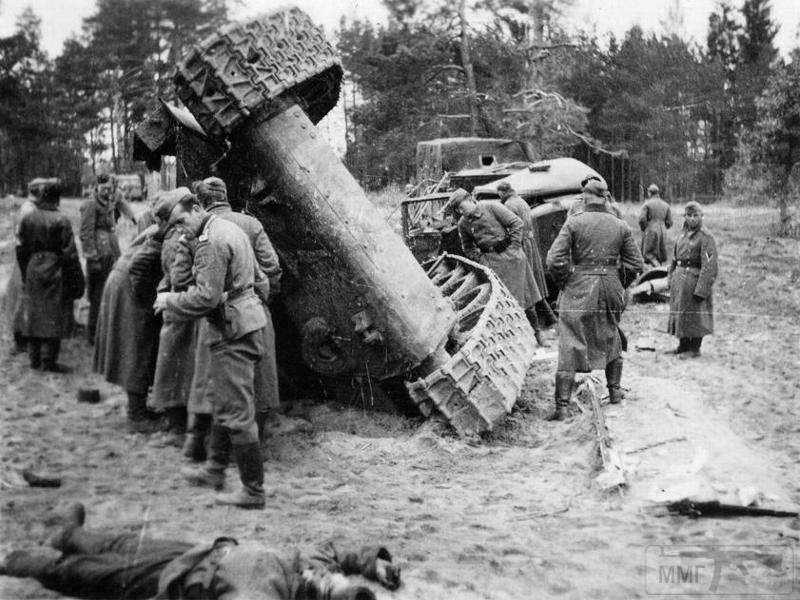27706 - Военное фото 1941-1945 г.г. Восточный фронт.