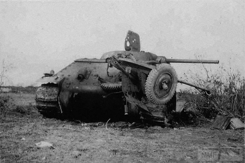 27707 - Военное фото 1941-1945 г.г. Восточный фронт.