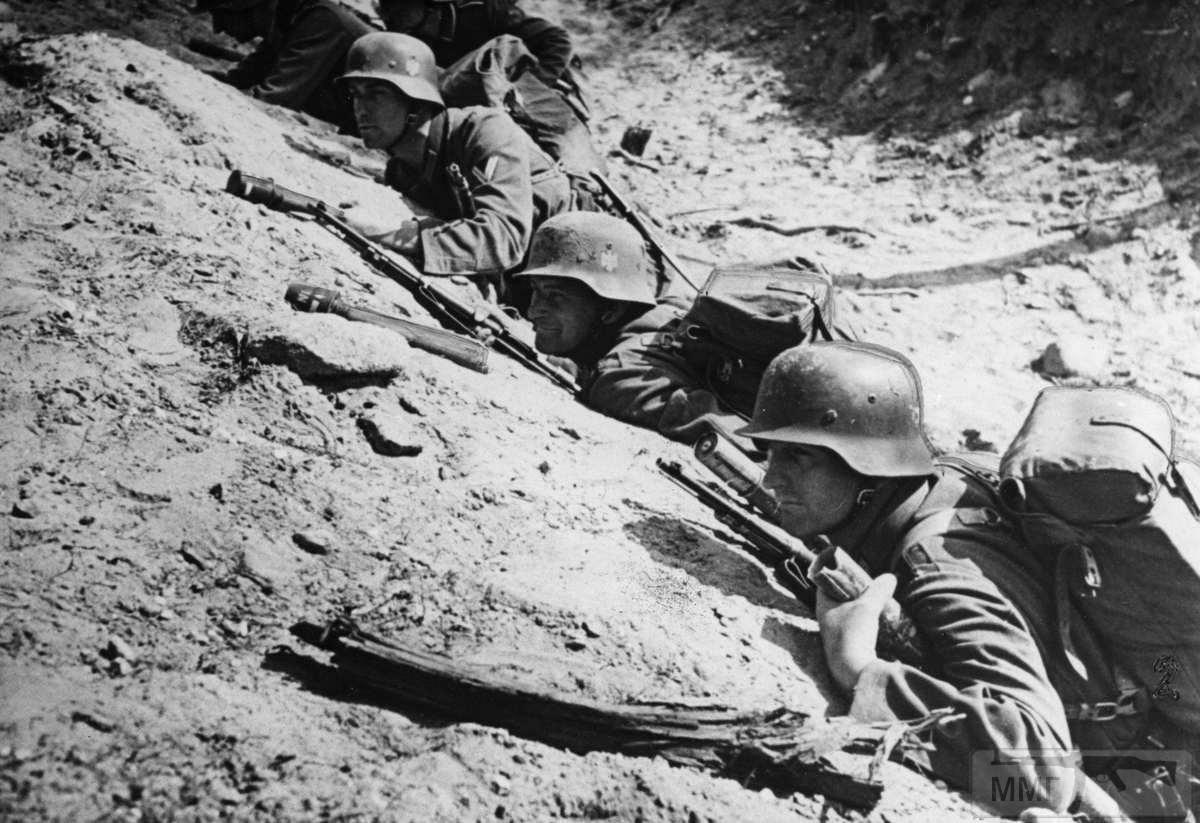 27711 - Военное фото 1941-1945 г.г. Восточный фронт.