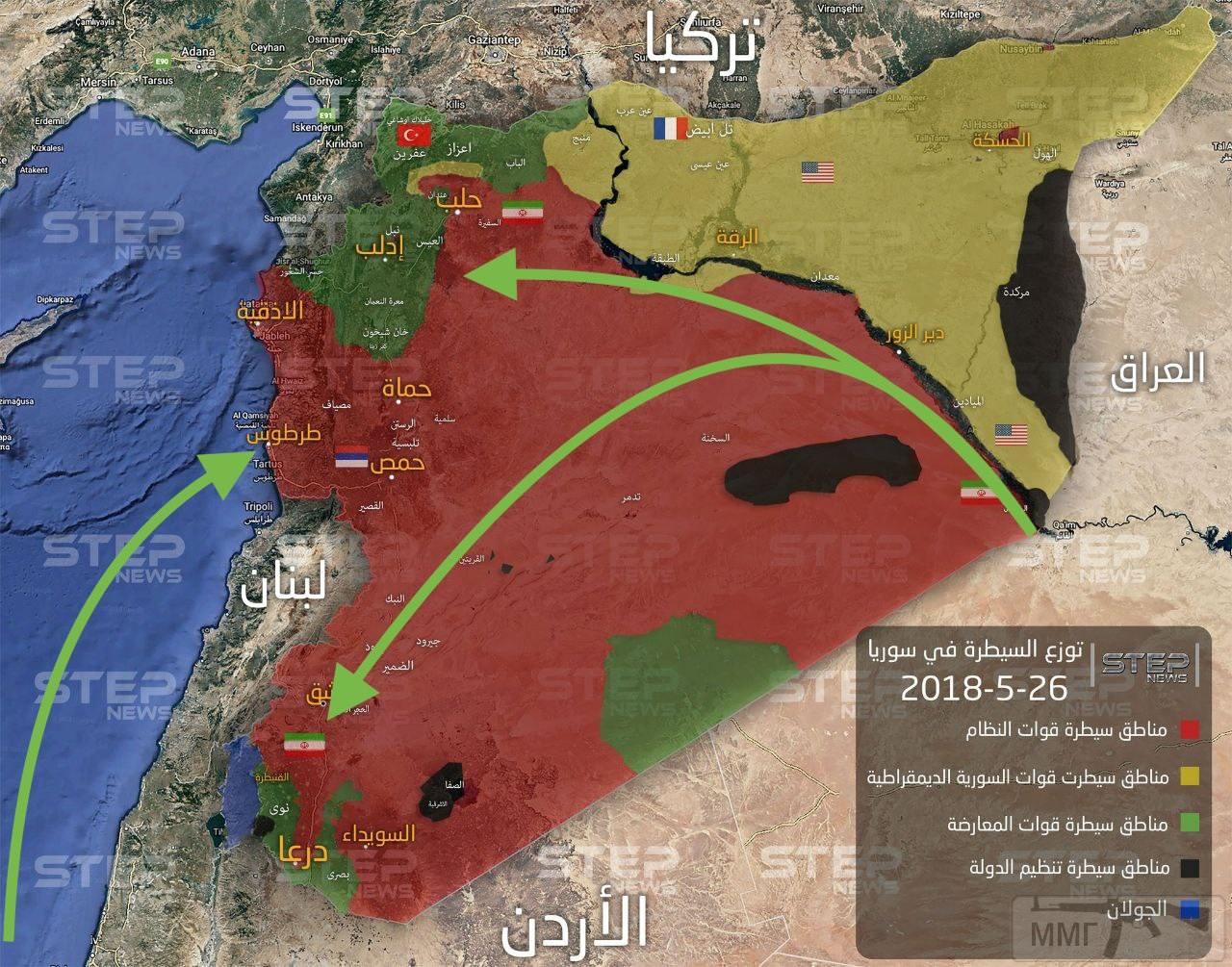 27742 - Сирия и события вокруг нее...
