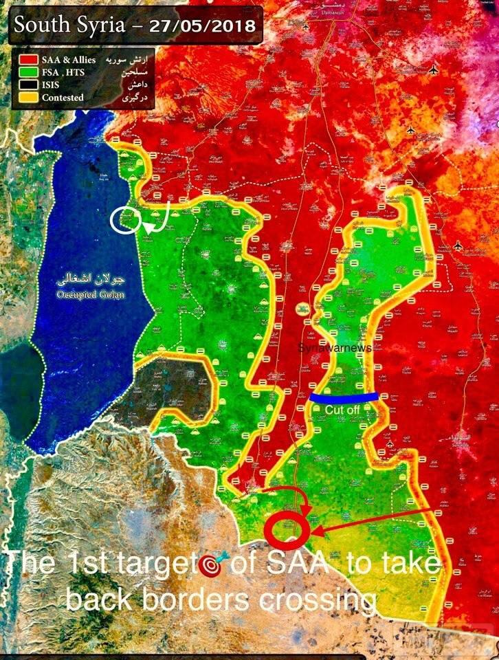 27759 - Сирия и события вокруг нее...