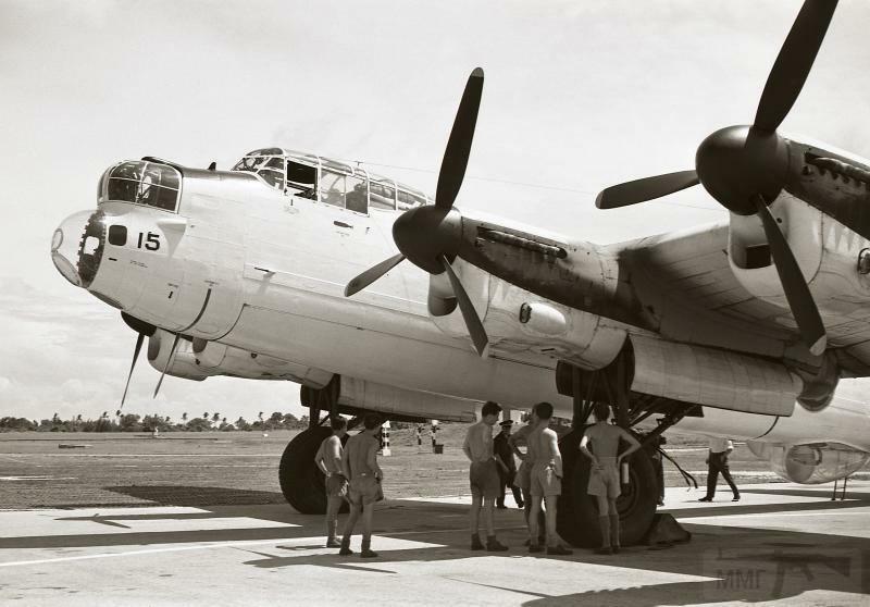 2780 - Стратегические бомбардировки Германии и Японии