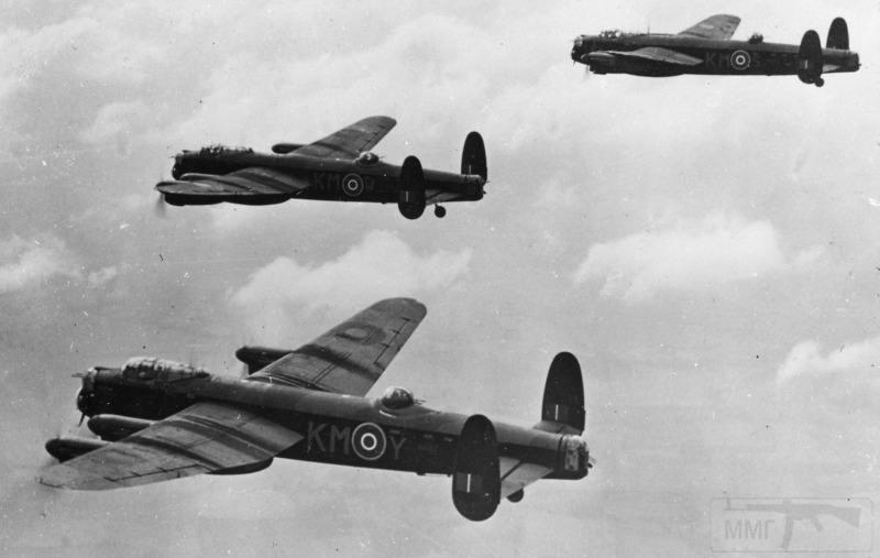 2781 - Стратегические бомбардировки Германии и Японии