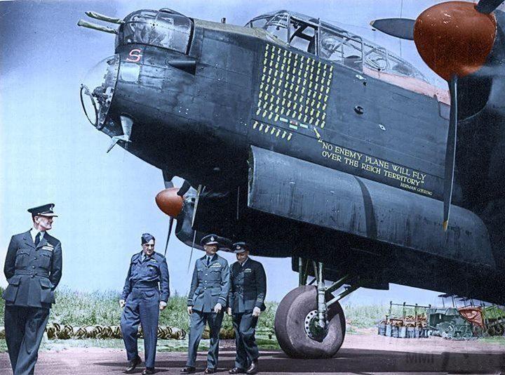 2786 - Стратегические бомбардировки Германии и Японии