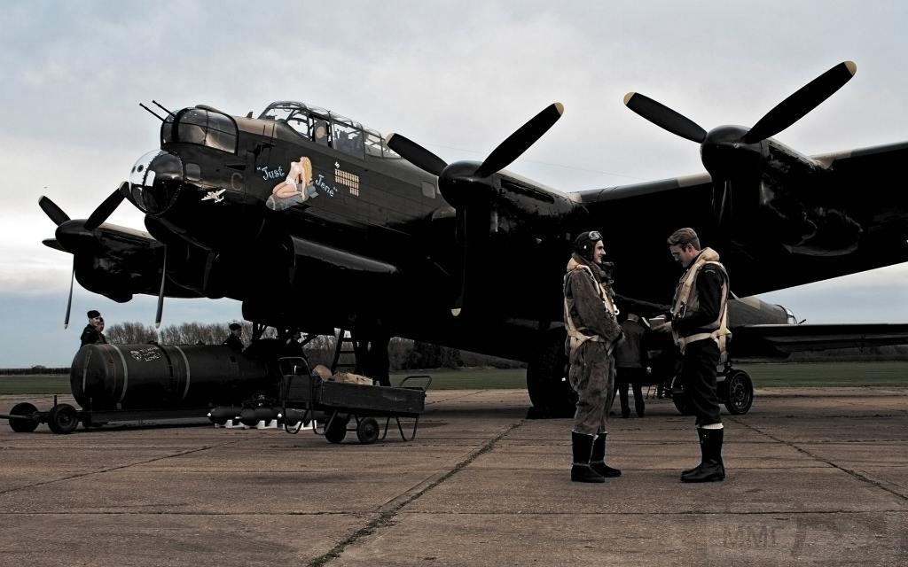 2787 - Стратегические бомбардировки Германии и Японии