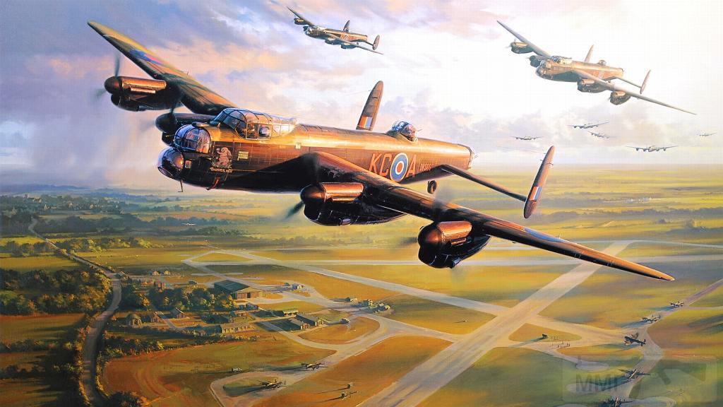 2788 - Стратегические бомбардировки Германии и Японии