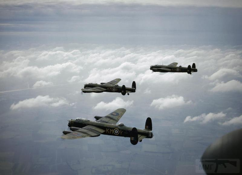 2789 - Стратегические бомбардировки Германии и Японии