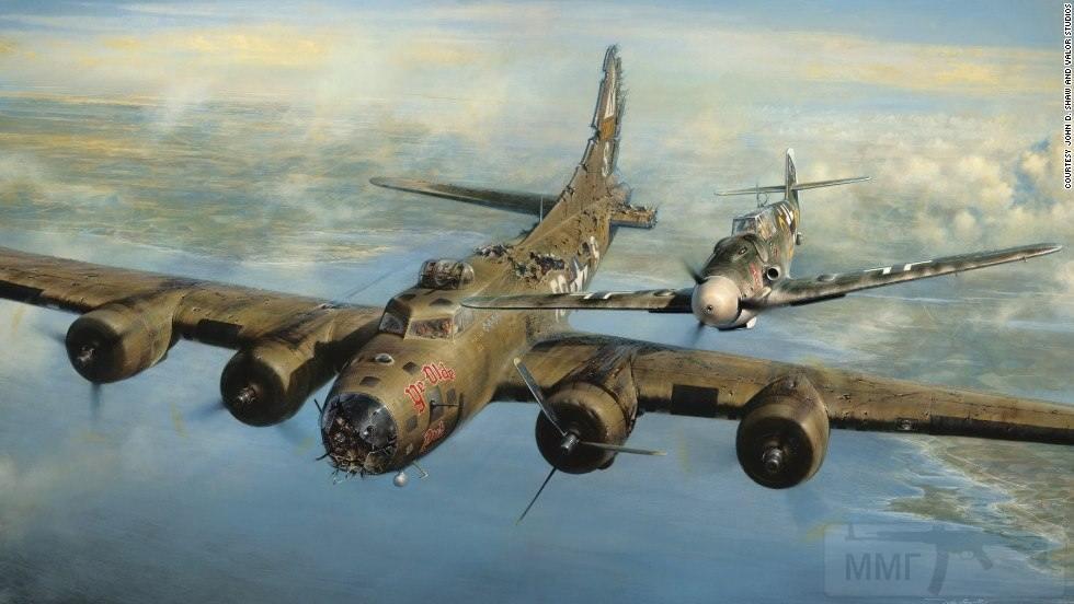 2793 - Стратегические бомбардировки Германии и Японии